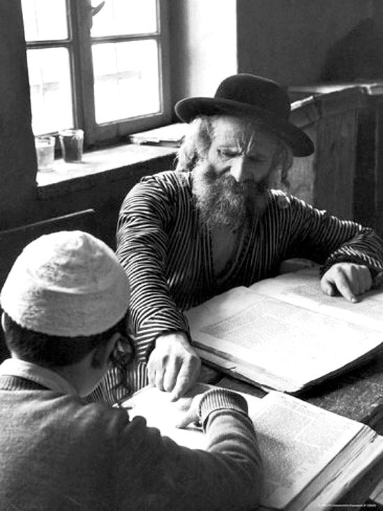 Talmud tanulás
