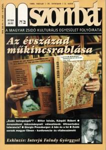 1999. februári szám