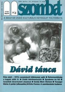 2000. áprilisi szám