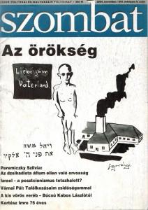 2004. novemberi szám