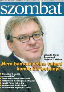 2005. decemberi szám