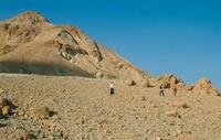 Valahol a júdeai sivatagban