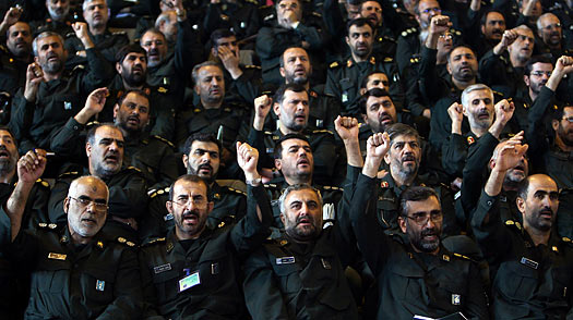 Iranian-Revolutionary-Guard-Corps-commanders