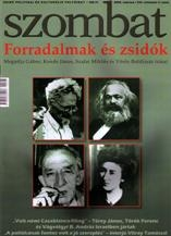 Megjelent a Szombat 2009. márciusi száma