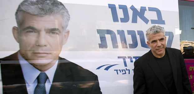 ISRAEL-VOTE-LAPID