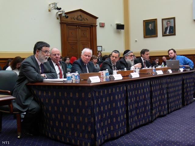 Fellegi a kongresszusi bizottság ülésén