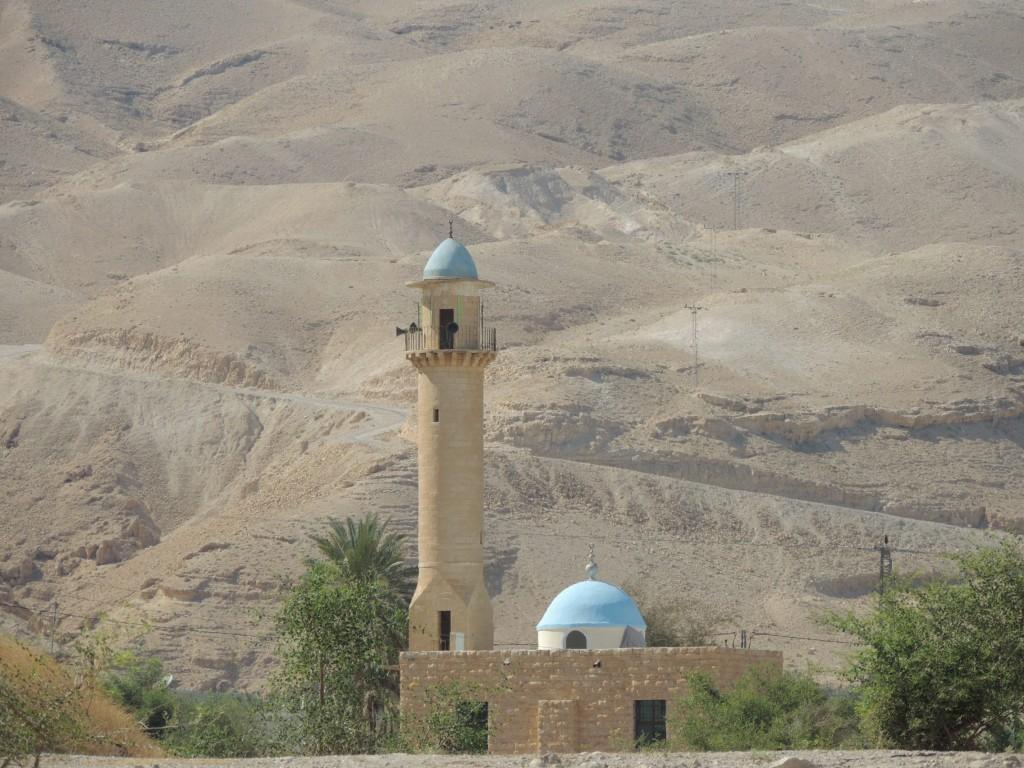 A helyi mecset