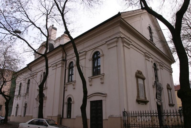 A 170 éves régi zsinagóga