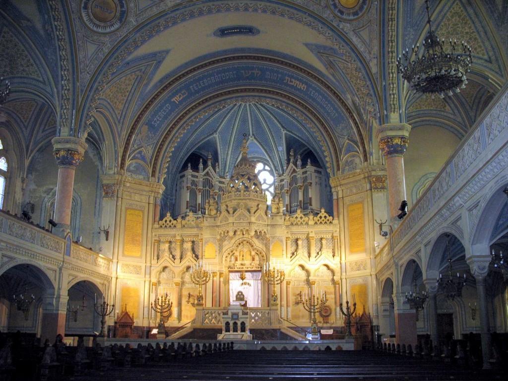 A szegedi zsinagóga, Európa legszebb zsidó temploma