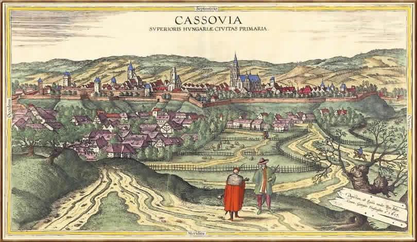 cassovia_térkép
