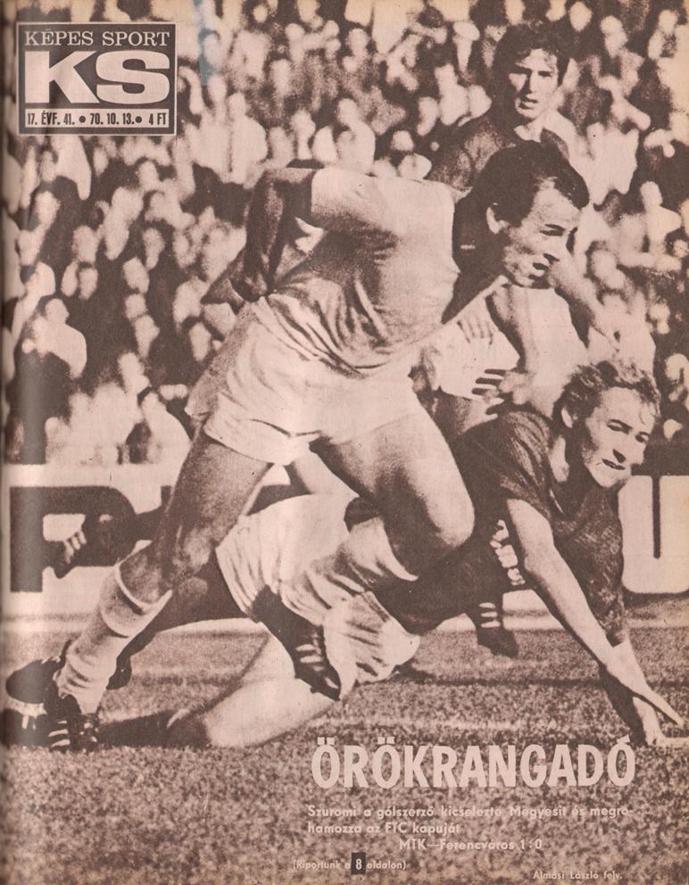 Képes sport 1970 forrás tempofradi.hu