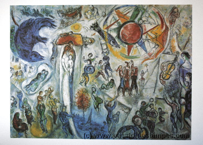 Marc Chagall Life