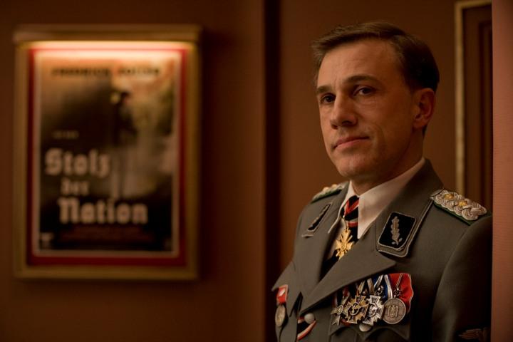 10 Tarantino, Becstelen brigantik. A náci tiszt szerepében Cristoph Waltz