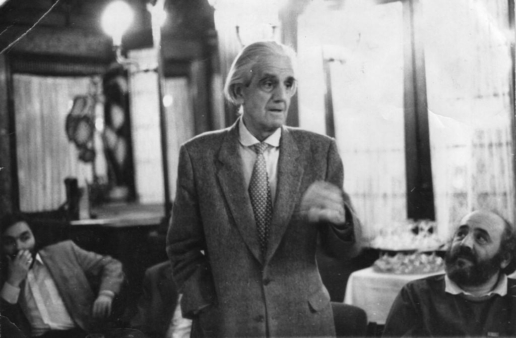 9 - Ottlik Géza, akinek regénye a Lukács uszodában indul (fotó litera.hu)