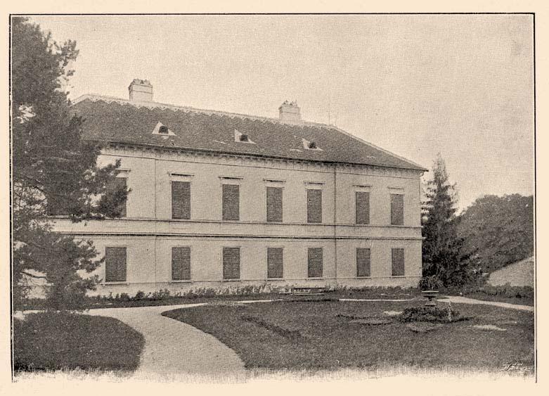 Korfeld Zsigmond kastélya