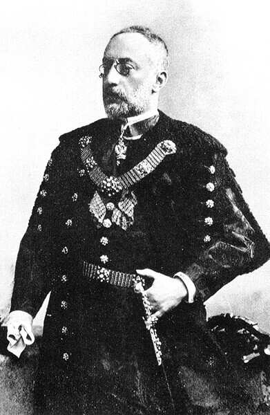 Kornfeld Zsigmond báró