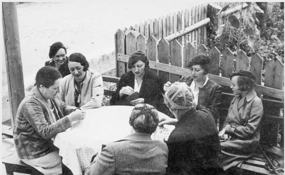 07_Kártyázó társaság 1930