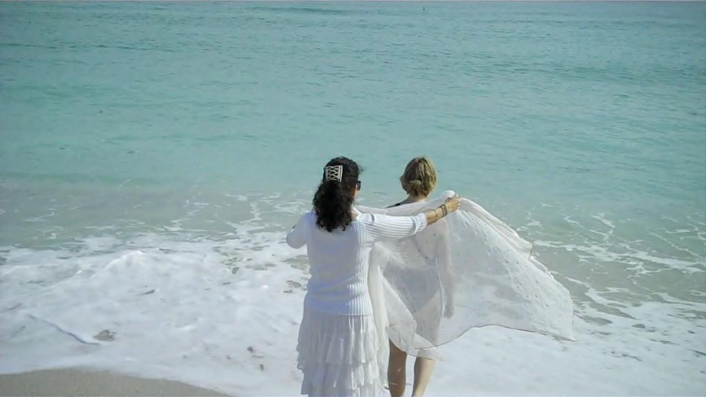 5 - Merítkezés a tengerben