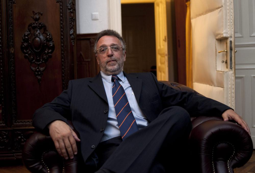 Heisler Andrást választották a Mazsihisz elnökévé