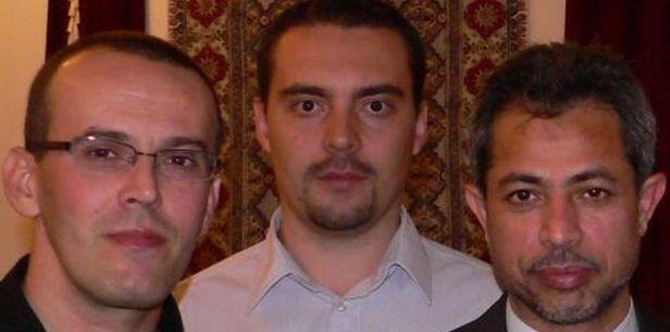 Lehmann Péter, Vona Gábor és Irvash Ali Reza