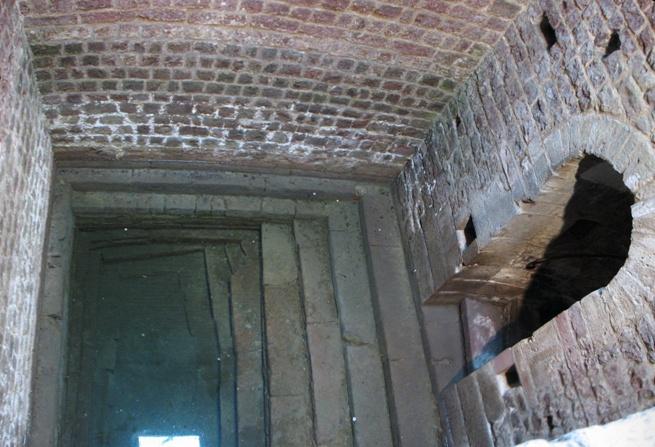 4 - rekonstruált mikve középkori mikve Speyer városában