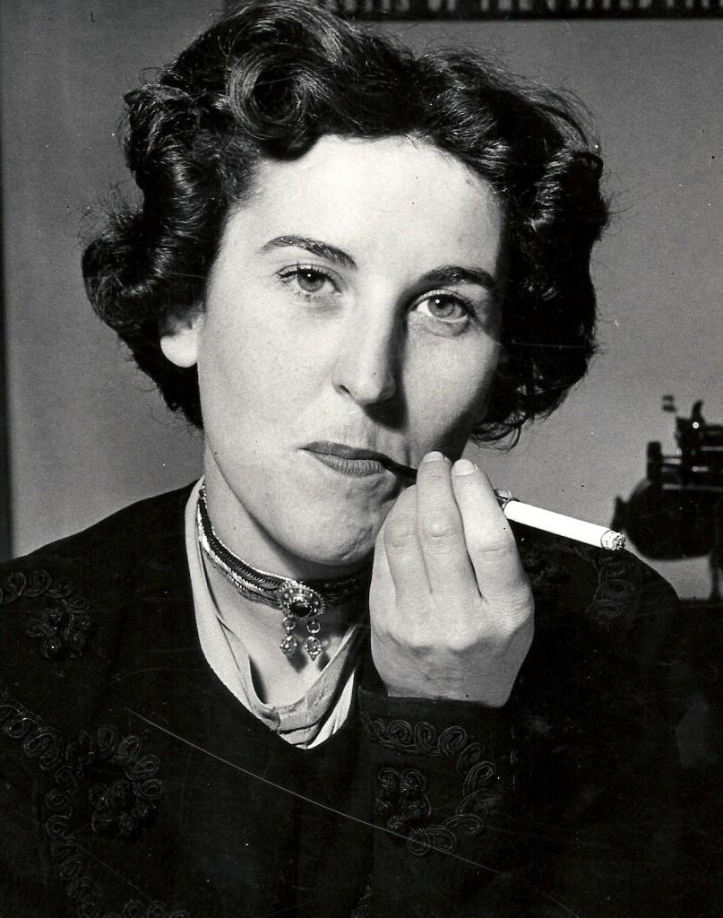 8 - Charlotte_Delbo 1950-ben