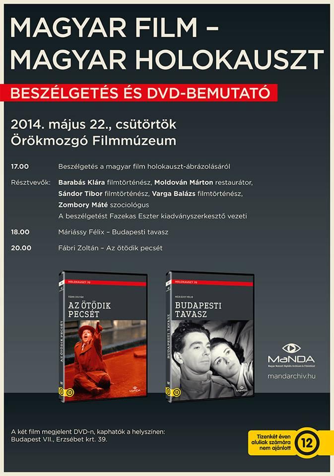 Magyar Film Magyar Holokauszt