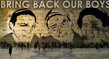 bring back our boys wall