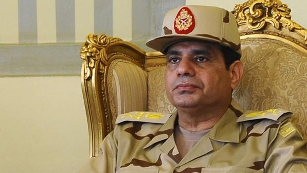 Abdel-Fattáh esz-Szíszi fotó Reuters
