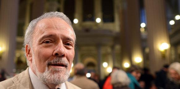Dalos György fotó EPA Schmidt