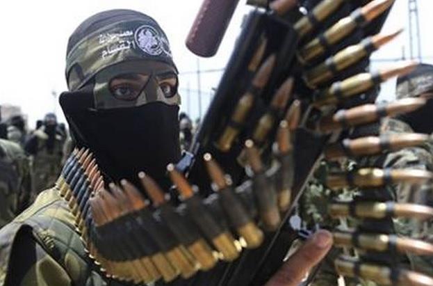 Hamas gunman