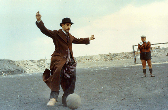 Mandy_régi idők focija