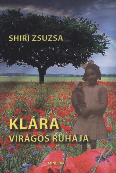 Minerva Shiri Zsuzsa Klára virágos ruhája