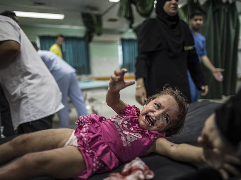 Fotó: MARCO LONGARI AFP Getty Images