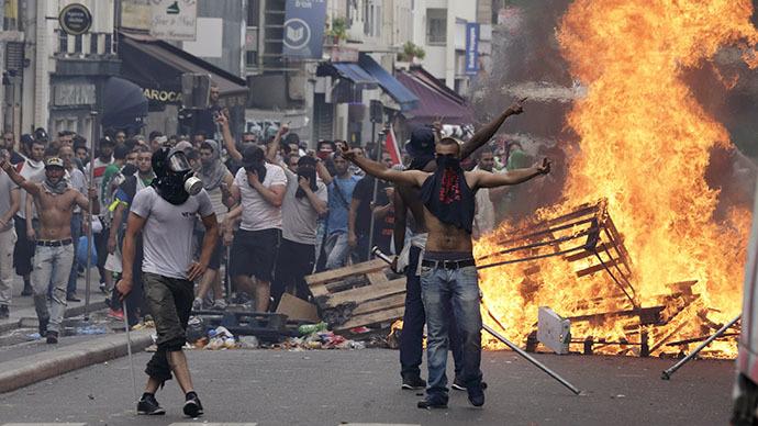 Párizs demo