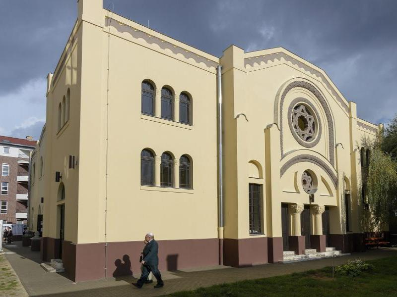 debrecen kapolnas utcai zsinagoga