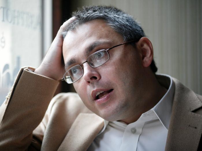 Dragomán György fotó kovalovkszky dániel forrás 168ora