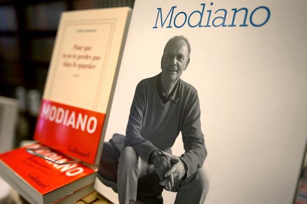 Patrick Modiano (forrás thetimes.co.uk)