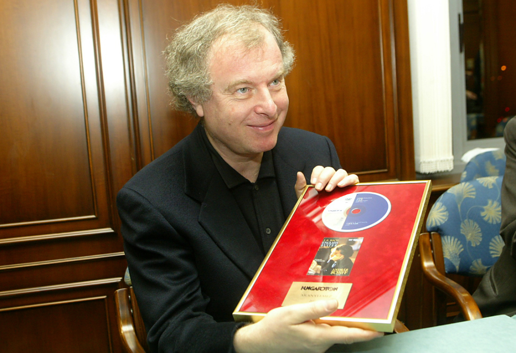 Schiff András fotó Népszava