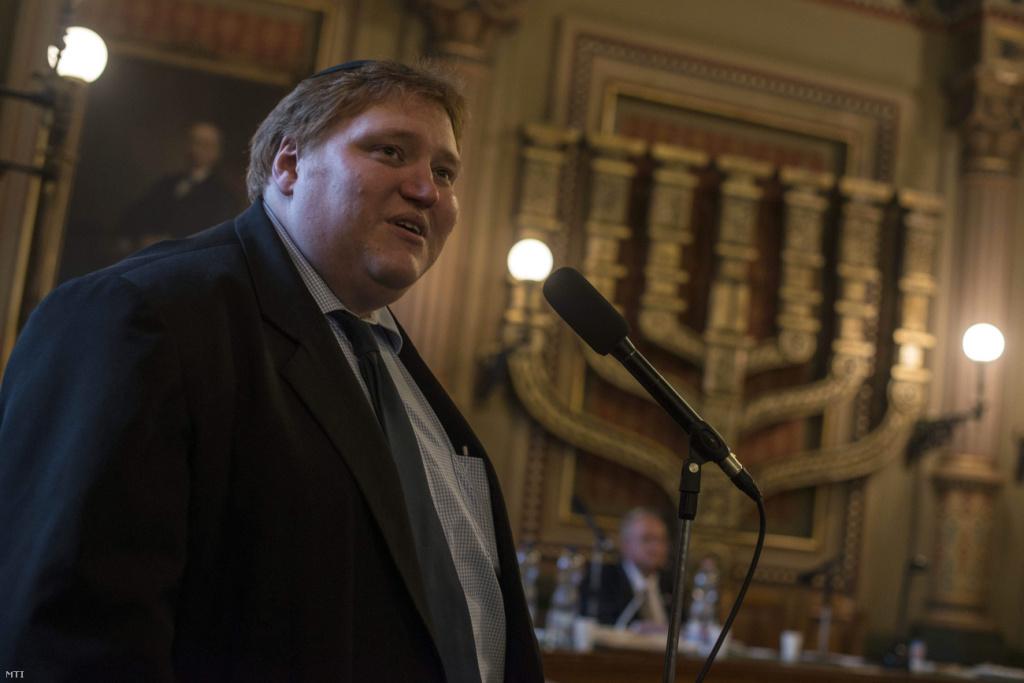 Schwezoff Dávid fotó MTI Kallos Bea