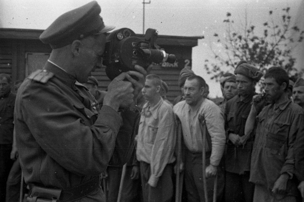 Roman Karmen  Majdanek, 1944u00A9 RGAK