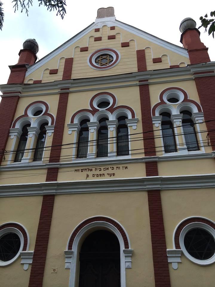4 - A máramarosszigeti zsinagóga