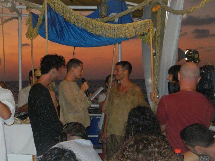 Steinef Kristóf esküvő 1