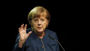 Merkel: nincs alternatívája a kétállami megoldásnak a palesztin-izraeli konfliktusban