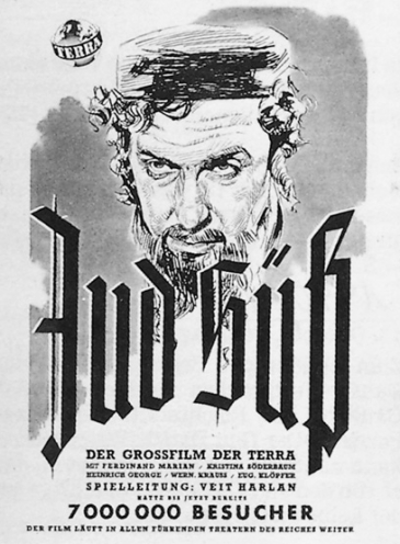 jud suss Though rarely read today, wilhelm hauff's jud suss is a watershed work in german cultural history the wandering court jew and the hand of god: wilhelm hauff's jud .