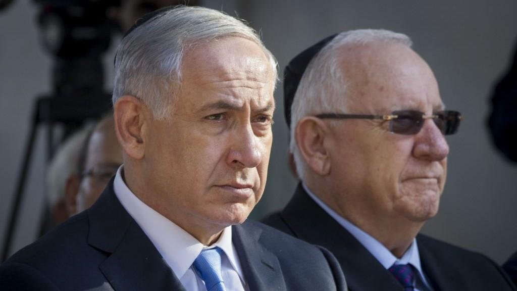 Netanjahu-Rivlin