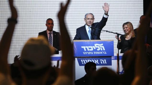 Netanjahu győz