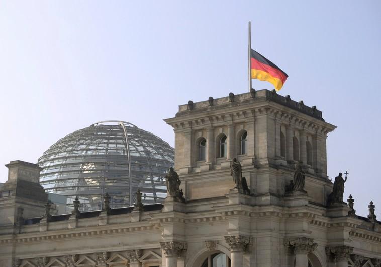 A Reichstag épülete
