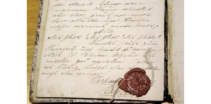 Zsidó Lear király kézirata