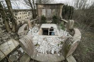 Megrongálták a gyöngyösi zsidó temetõt